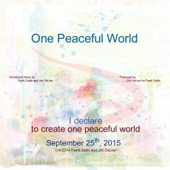 One-Peaceful-World-CD